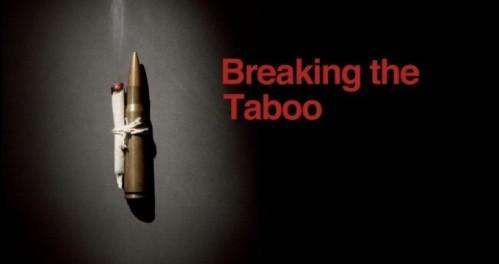 Filmplakat Breaking the Taboo (zum Teilen freigegeben)