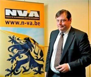 Urheber der neuen belgischen Null-Toleranz: Bart de Wever, Foto: Ildephonse Habimana wa Murayi (CC-License)